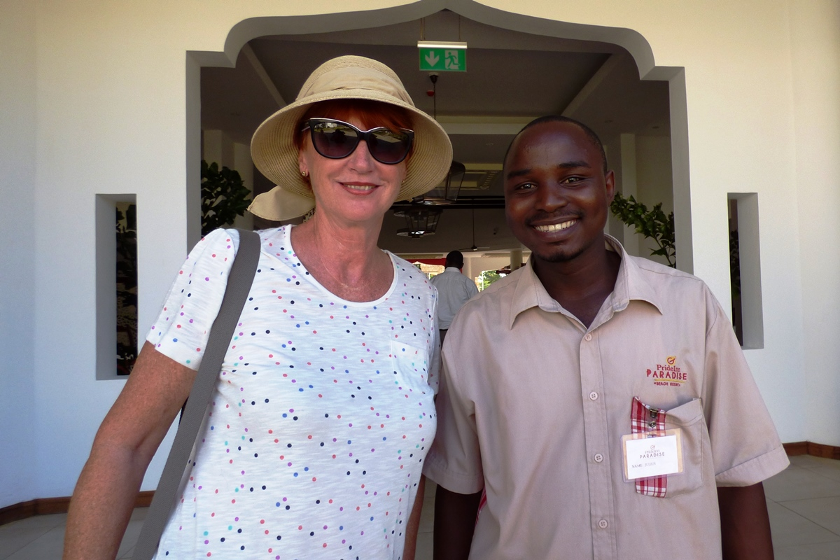 PrideInn Paradise Kenia Keniaurlaub Marina Schmidt