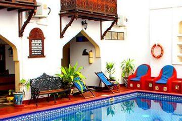 Dhow Palace Hotel Sansibar Tansania Gruppenreise Ostafrika