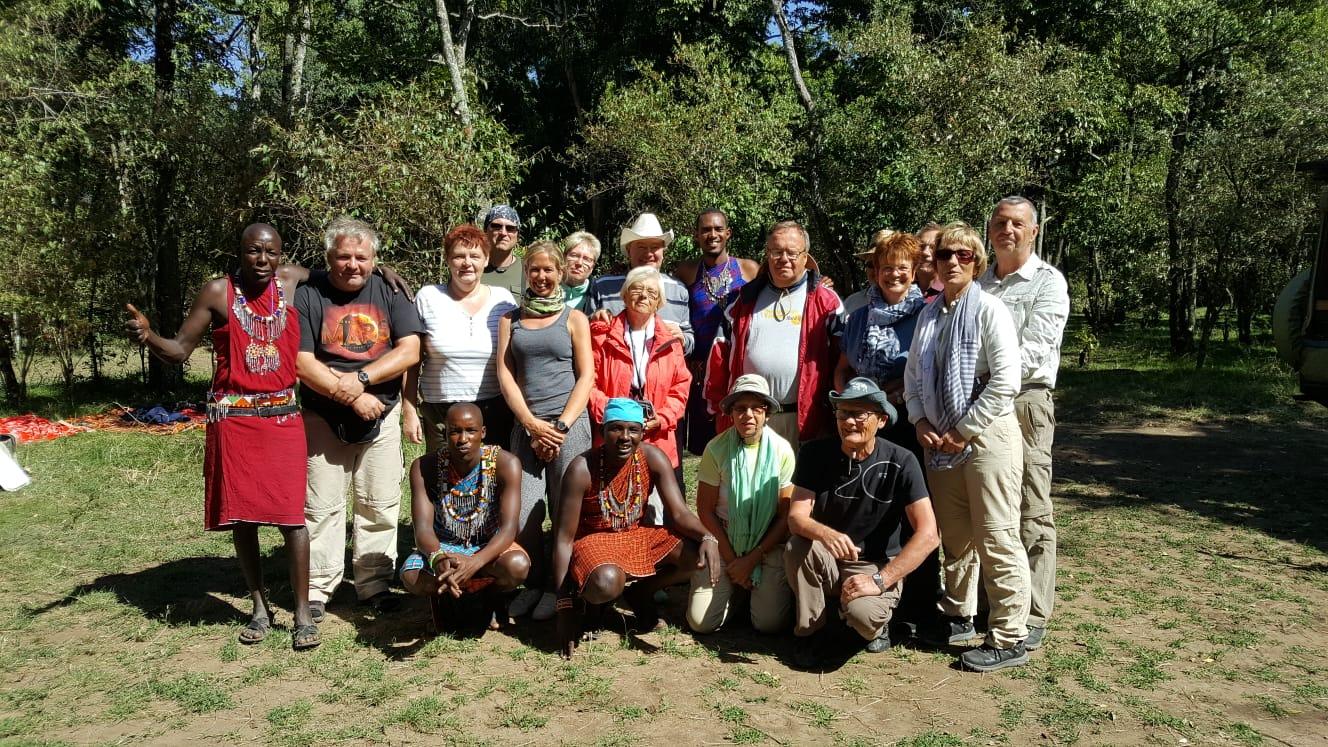 Masai Mara Safari Gruppenreise Great Migration