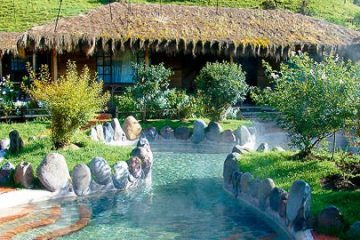 Resort Termas de Papallacta