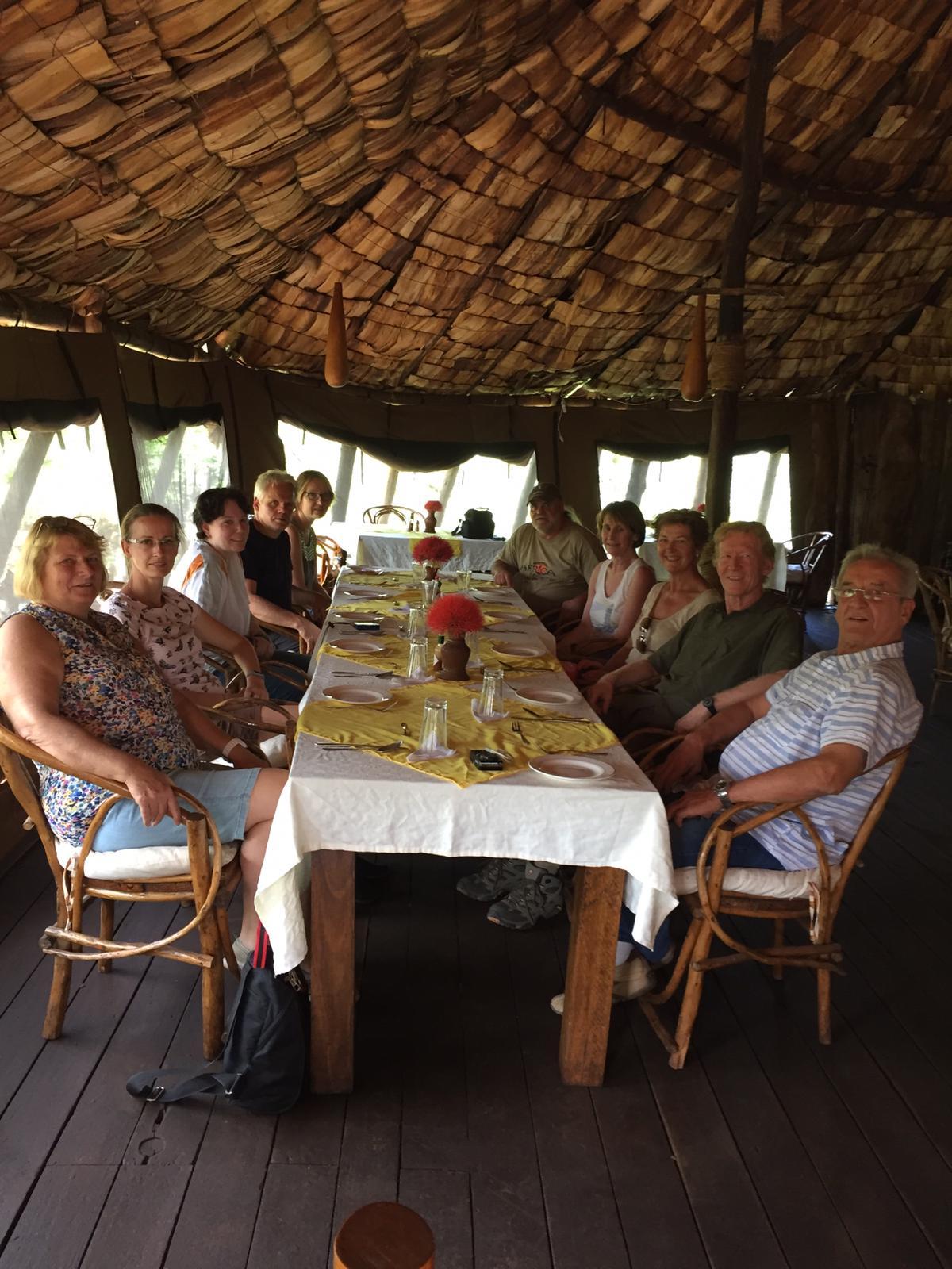 Gruppenreise Ostafrika Rundreise