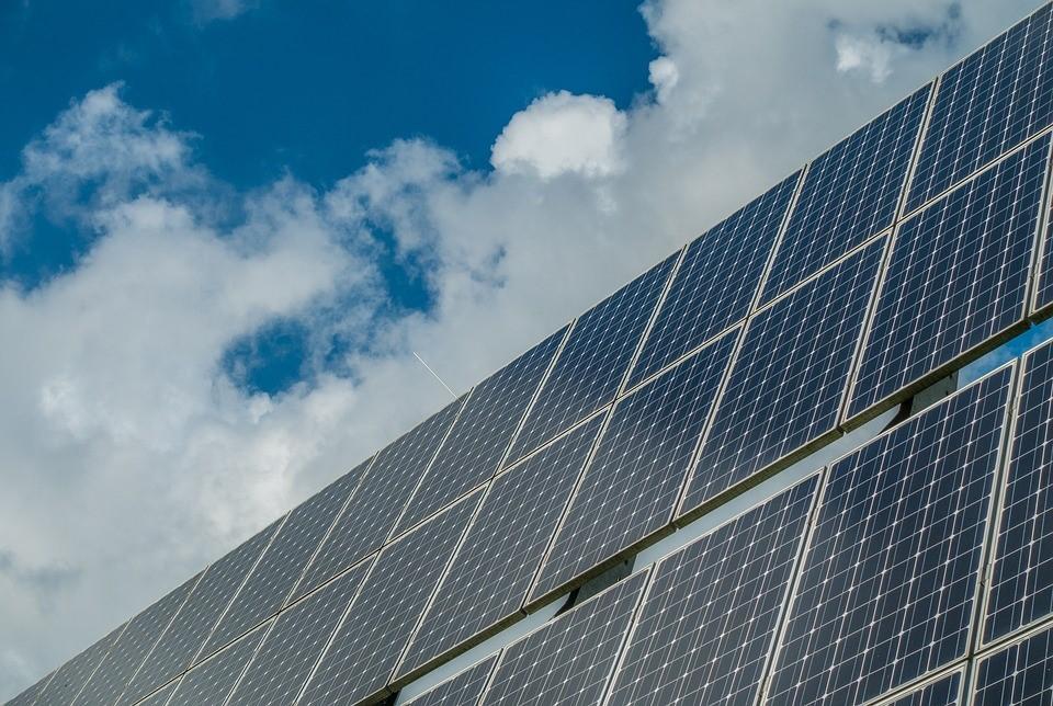 Solarstrom in Kenia