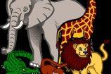 """Kinderhörbuch Tipp """"Wir sind nachher wieder da, wir müssen kurz nach Afrika"""" Empfehlung Afrika"""