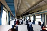 Fahrt mit dem Madaraka Express während einer Kenia Safari im Tsavo West Nationalpark mit KeniaSpezialist Keniaurlaub.de Reisekontor Schmidt