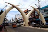 Besuch in Mombasa während einer Kenia Reise mit KeniaSpezialist Keniaurlaub.de Reisekontor Schmidt