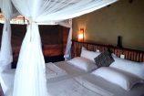 Das Severin Safari Camp im Tsavo West Nationalpark während einer Kenia Safari mit KeniaSpezialist Keniaurlaub.de Reisekontor Schmidt