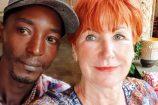 Treffen mit unseren Patenkinder in Kenia in der Severin Sea Lodge - keniaurlaub.de KeniaSpezialist Reisekontor Schmidt Leipzig