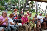 Kenia Reisegruppe im Beachhotel Severin Sea Lodge