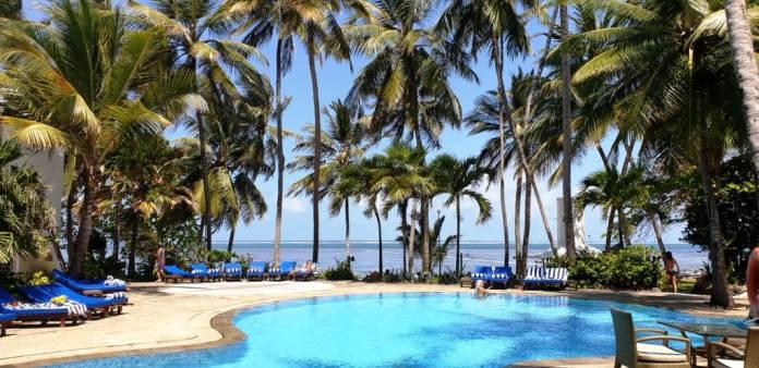 Kenia Strand Hotel Severin Sea Lodge