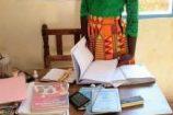 Keniaurlaub Patenschule Kenia - eine unserer Lehrerinnen