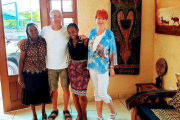 Besuch bei KeniaSafari Partner Kenia Spezialist keniaurlaub.de Reisekontor Schmidt