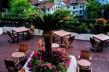 Tuerkei Gruppenreise Reisekontor Schmidt Leipzig Hotel Side Star Elegance