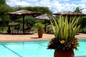 Sentrim Amboseli Camp Kenia - während einer Kenia Safari Tour mit Kenia Spezialist keniaurlaub.de Reisekontor Schmidt Leipzig