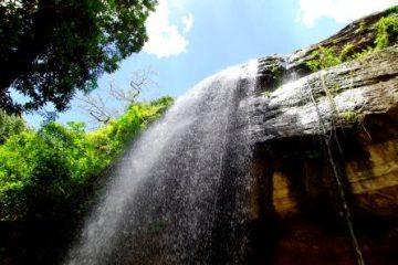 Shimba Hills Kenia - Sheldrick Falls