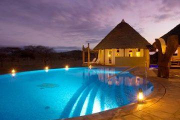 Severin Safari Camp im Tsavo West Nationalpark Kenia - Keniaurlaub buchen