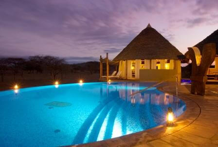 Severin Safari Camp im Tsavo West Nationalpark Kenia - Keniaurlaub buchen
