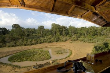 Serena Mountain Lodge Mount Kenya Nationalpark Kenia