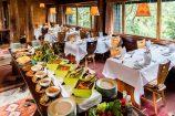 Serena Mountain Lodge Mount Kenya Nationalpark Kenia