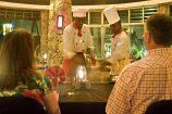 Life Cooking Station im Hotel Severin Sea Lodge Kenia
