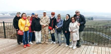 Reisekontor Schmidt Gruppenreise Israel