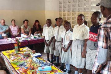 Pateneltern besuchen unsere Patenschule in Kenia