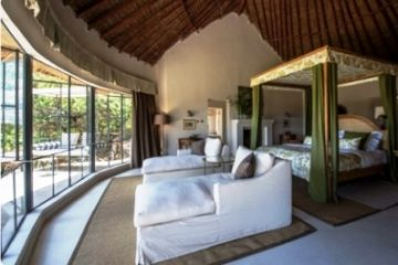 Luxuscamp Mugie House - Kenia Safari Keniaurlaub