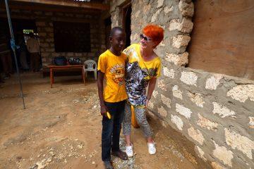 Keniaurlaub Patenschule - Besuch in der Patenschule des KeniaSpezialist Keniaurlaub.de Reisekontor Schmidt Leipzig